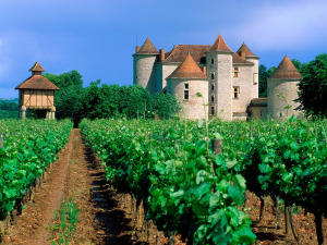 Cahors Lot Valley France